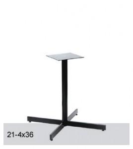 Base de table 21-4x36