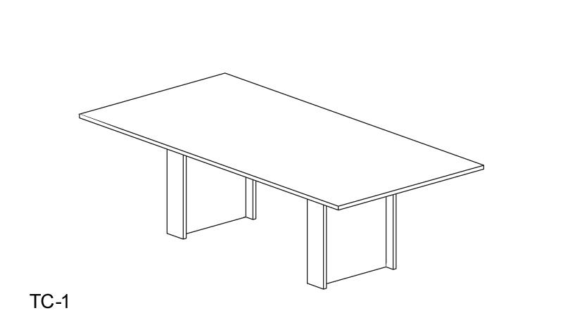 tables de conf rence meubles avant garde. Black Bedroom Furniture Sets. Home Design Ideas